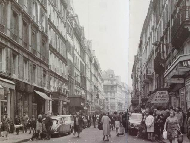 Quartier de l 39 horloge - Rue rambuteau paris ...
