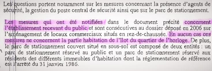 Confirmation du général de division commandant la brigade de sapeurs-pompiers de Paris.