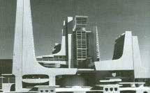 Jean-Claude Bernard, du concept de la Ville totale au Quartier de l'Horloge