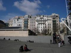 Rue Rambuteau, 3ème tranche B