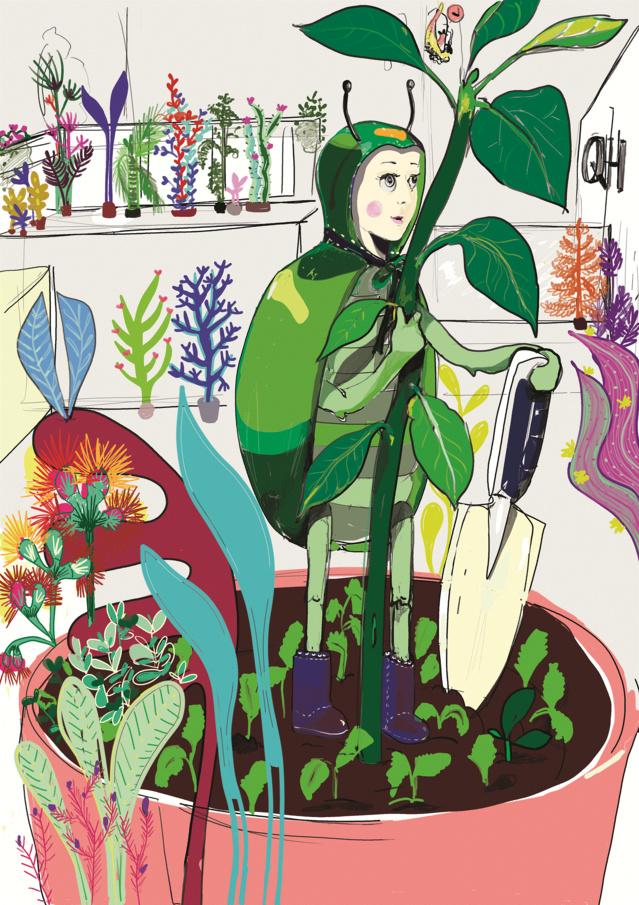 Illustration Ana Corrales