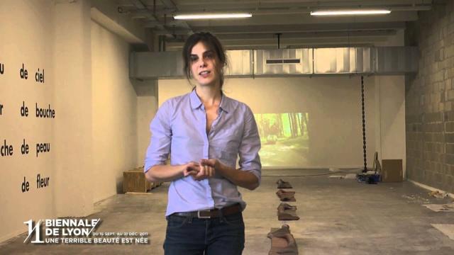 Katinka Bock à la Biennale de Lyon - 2011